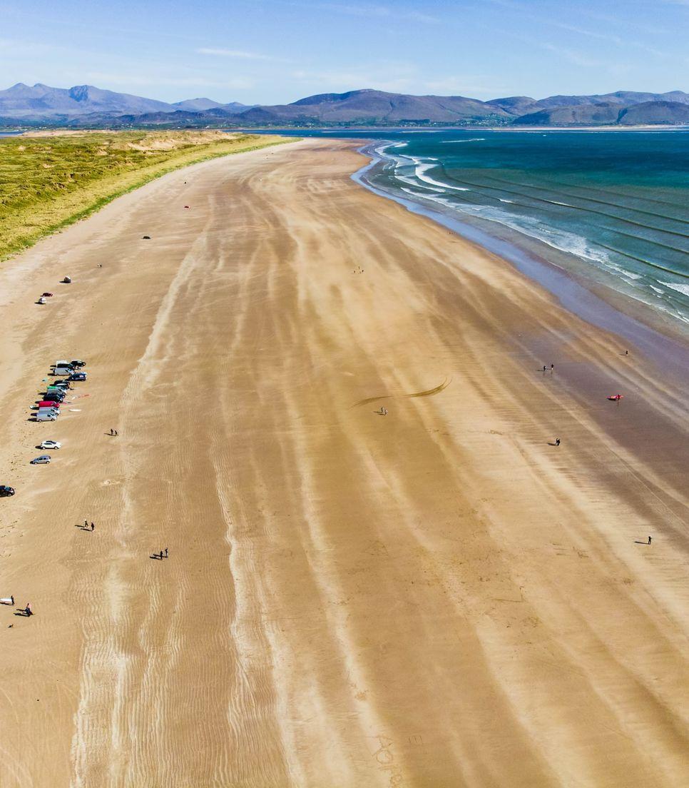 Cycle and walk your way around the wonderful Dingle Peninsula