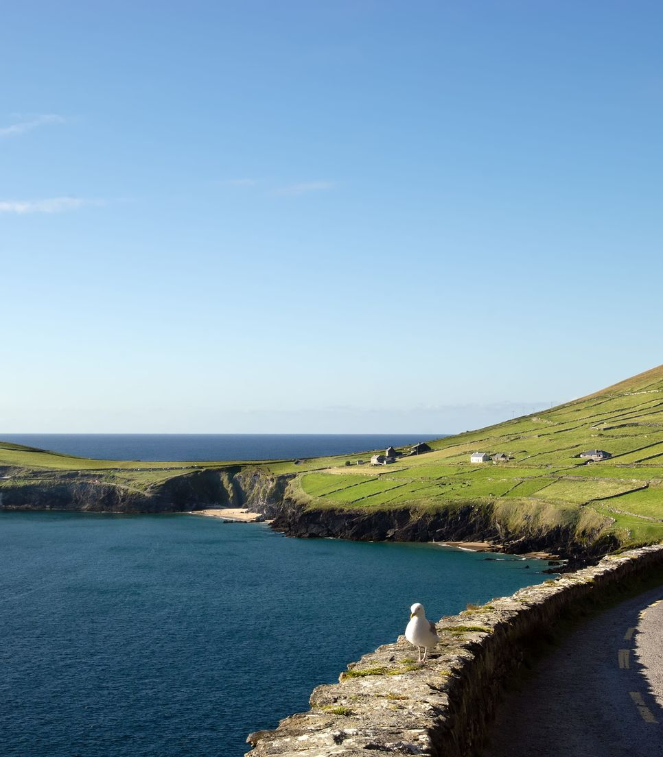 Cycle the blissful roads of the Wild Atlantic Way