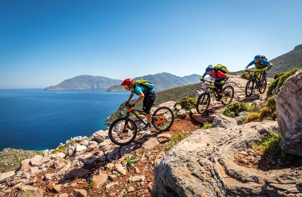 MTB Cruise Greek Aegean Special