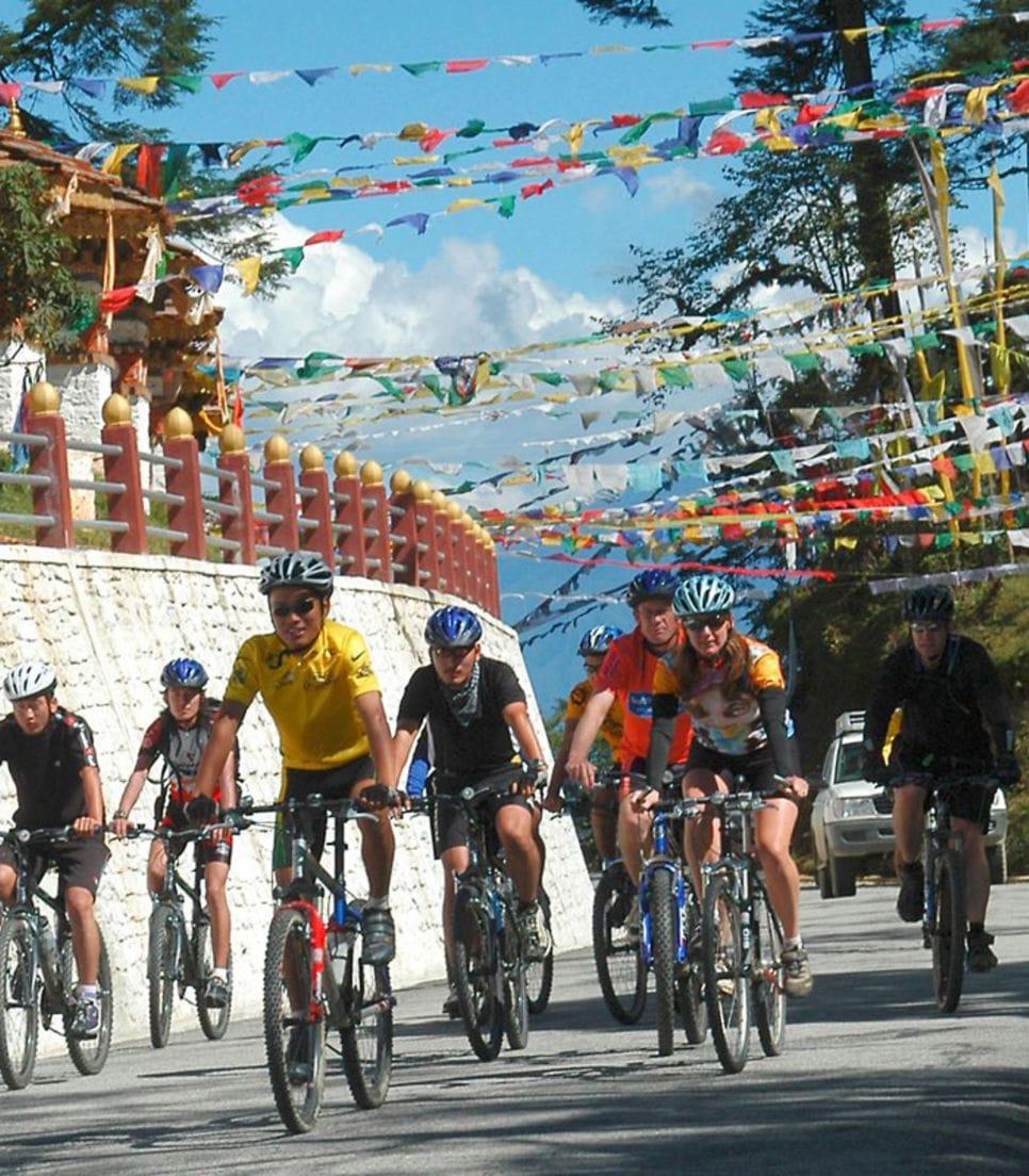 Unearth Bhutan's mystery on two wheels