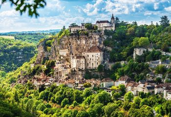 Haute Dordogne Guided Road Cycling Holiday