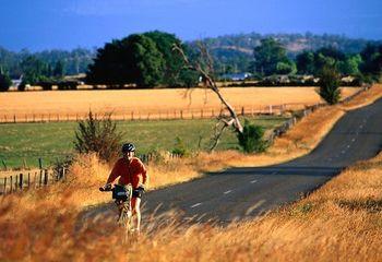 Cycling Tour in Tasmania - Launceston to Hobart