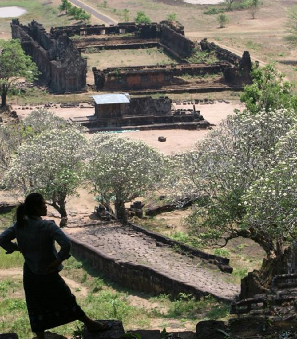 Explore and have a picnic at this 5th Century Khmer Hindu temple