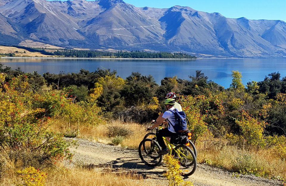 E-Bike Alps to Ocean