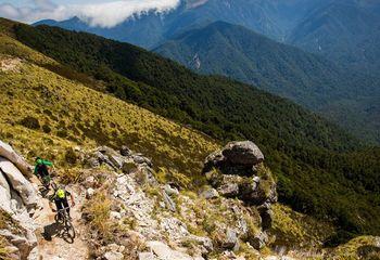 Old Ghost Road Mountain Bike Adventure