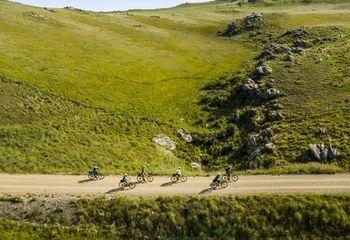 E-Bike Otago Central Rail Trail