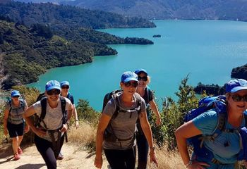 Queen Charlotte and Abel Tasman Hike