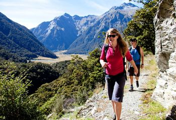 Best of Southern Alps Trek