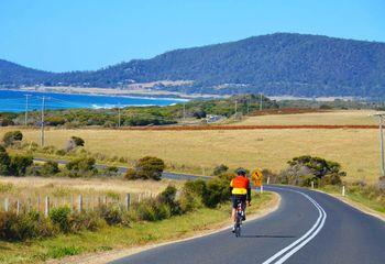 Tasmanian Loop North-East-South - Stage 1