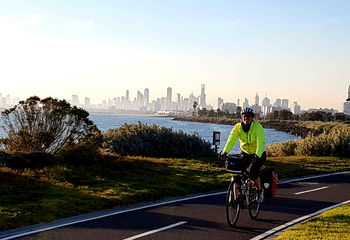 Sydney to Melbourne Cycle Tour