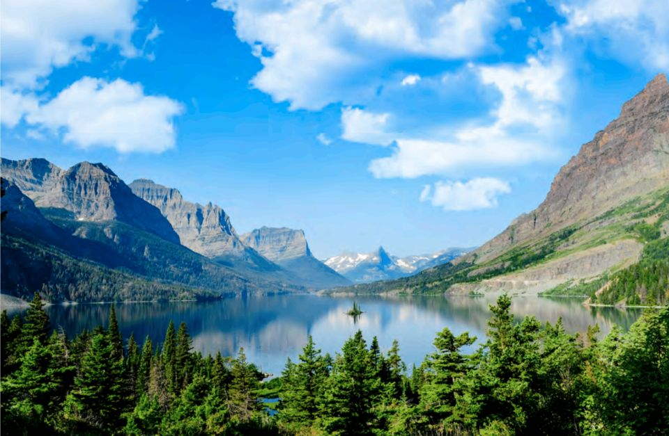 Glacier National Park and Waterton Lakes