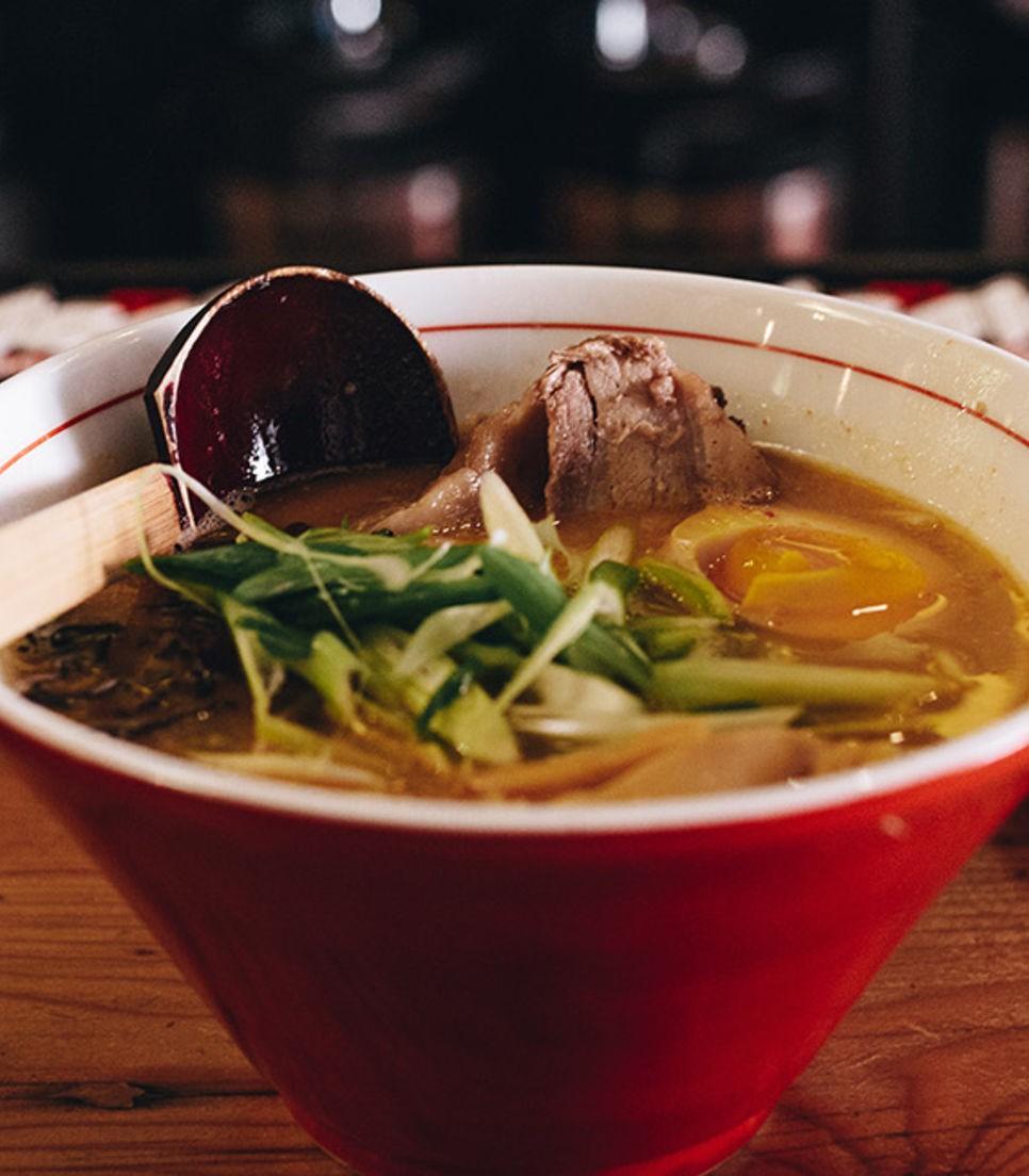 Savor authentic Japanese cuisine