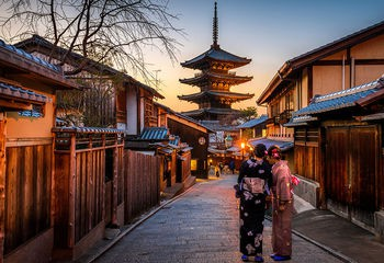 Legacy of Kyoto and Surrounding Prefectures