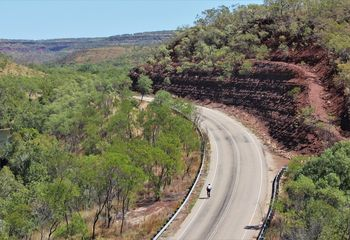 Darwin to Broome Cycle Tour
