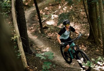 Women-only MTB Weekend in the Catskills
