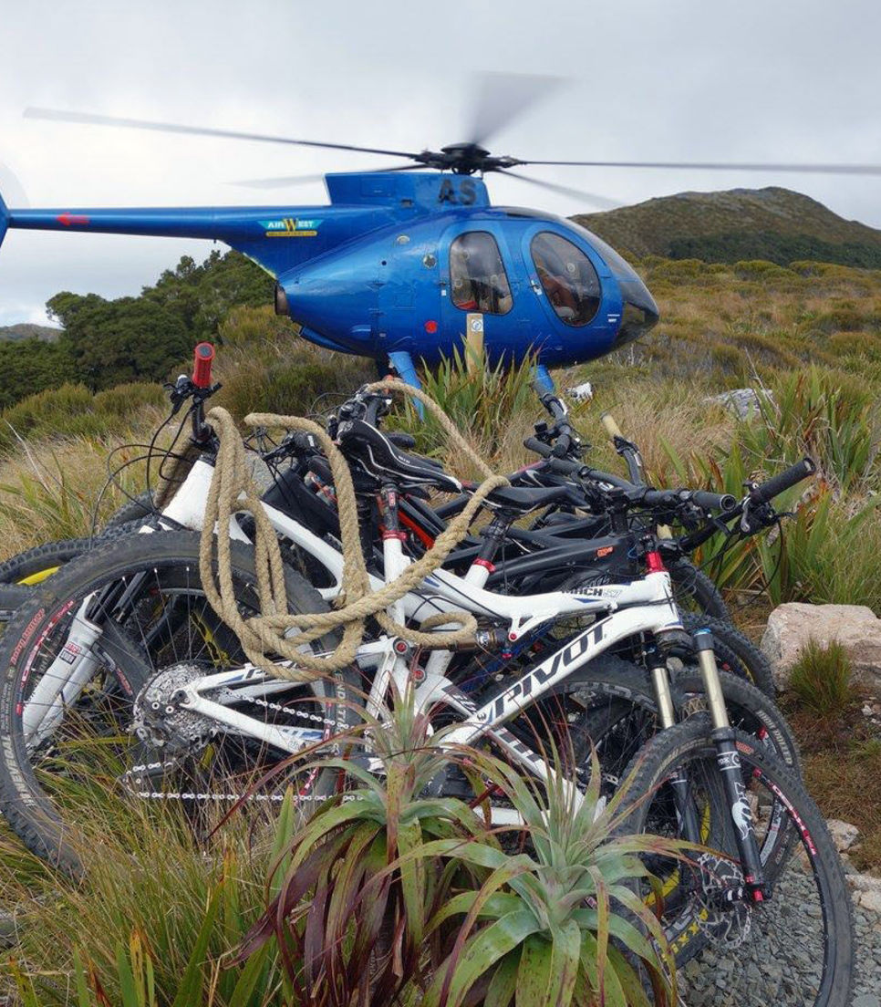 Get stuck into an epic adventure and fly high with your bike