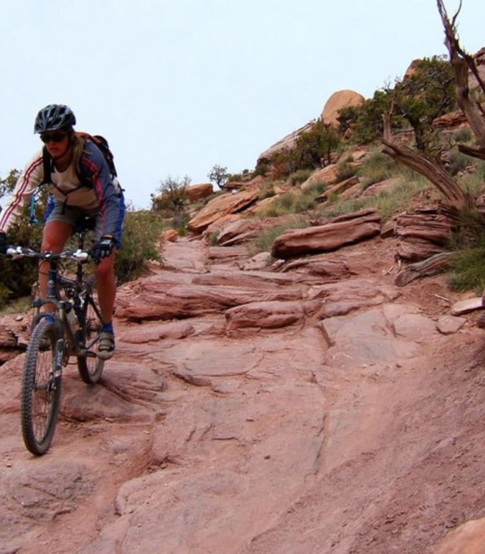 Enjoy a challenging and exhilarating tour through Utah and Colorado