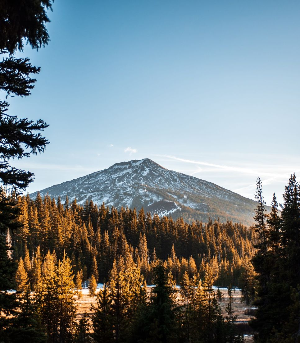 Ride the exquisite landscapes around Bend, Oregon and witness some spellbinding scenes