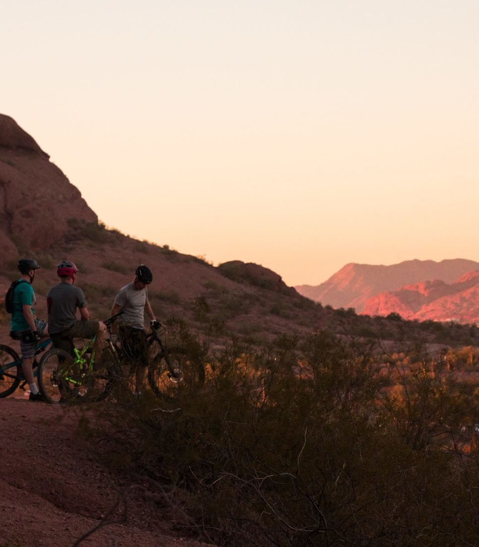 Discover the southwest's awesome riding