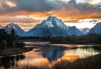 Grand Tetons & Yellowstone Multi-Sport Mountain Bike