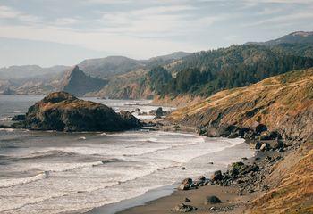 Oregon Coast Road Bike Tour