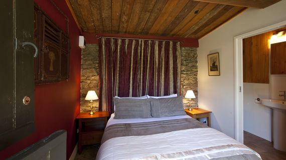Stay in this charming location, and similar throughout the tour, to explore, relax and rejuvenate