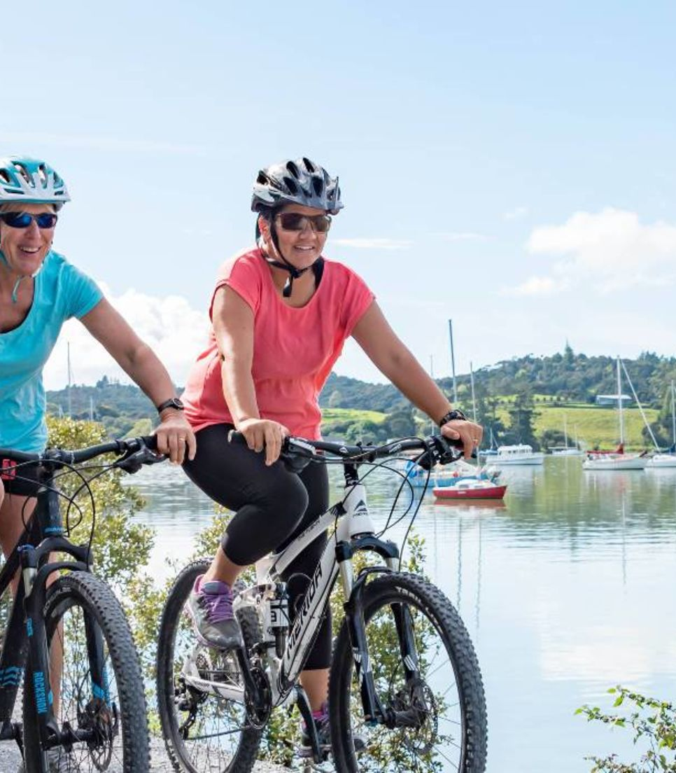 Superb seaside views and charming villages and town are on the menu on this enjoyable cycle tour