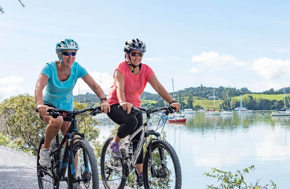 Twin Coast Bike, Hike and Splash