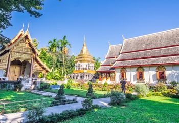 Chiang Mai Old City Cycle Tour