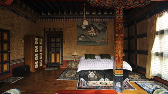 Sleep like royalty at this opulent 1800s palace