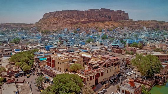 A meticulously restored heritage hotel on the edge of Jodhpur