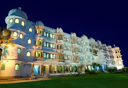 The Haveli Resort