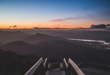 Mount Wellington Descent Cycle Tour