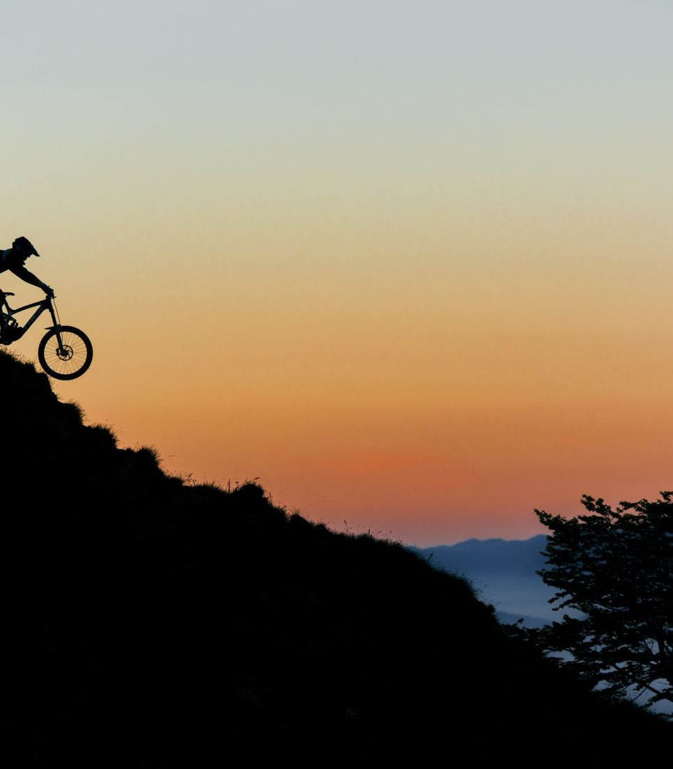 Travel to Canada's Whistler region and experience some of the best biking in the world