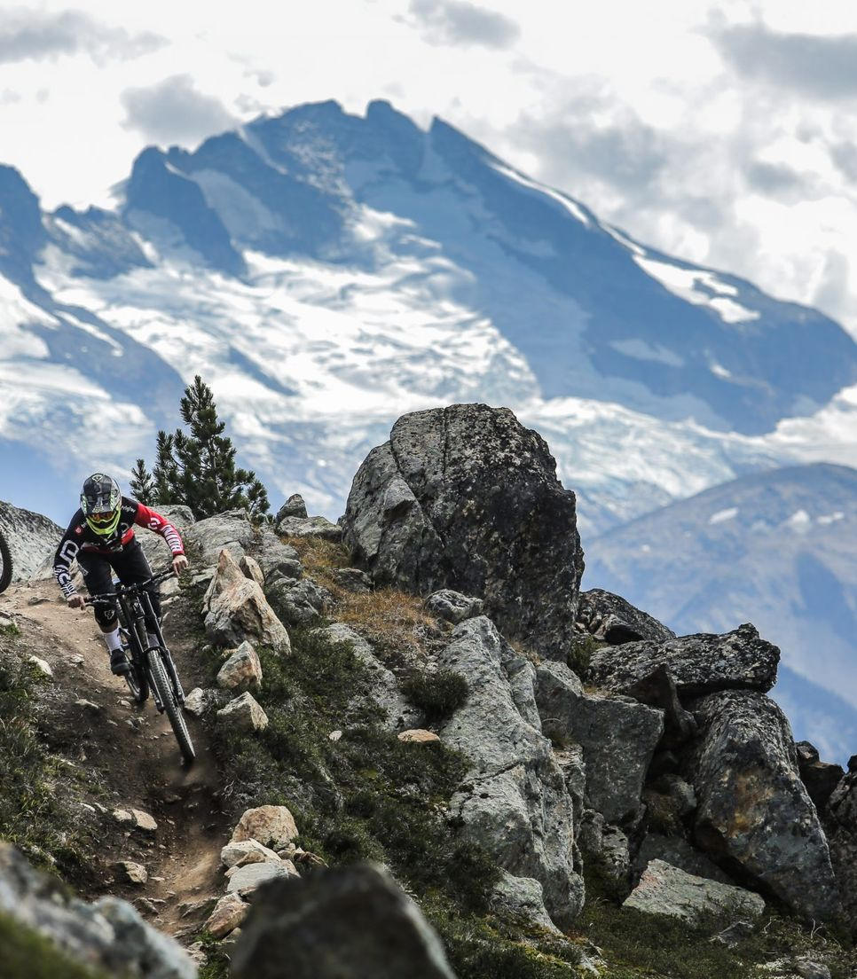 Test your mettle and your skills as you challenge yourself to some tricky trails