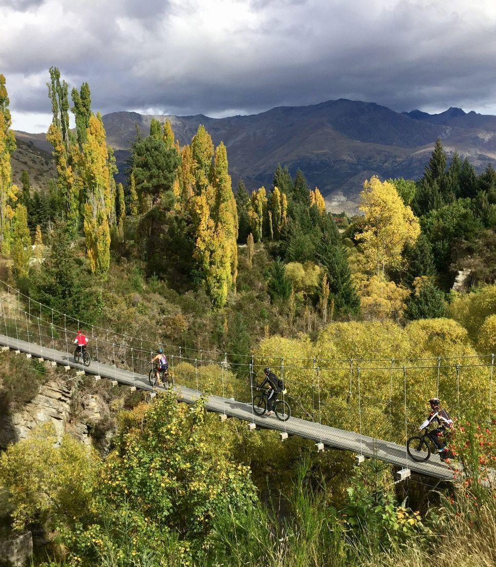 Bike Queenstown and discover the hidden gems